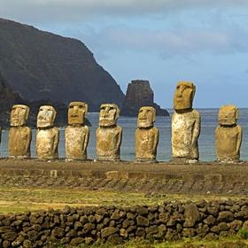 Bring Naruto to Easter Island - Bucket List Ideas