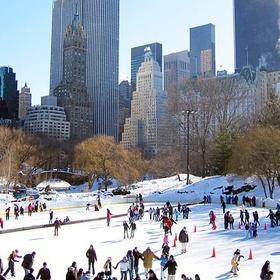go ice skating in nyc - Bucket List Ideas