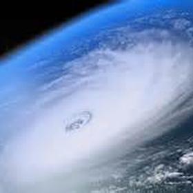 Experience the landfall of a hurricane - Bucket List Ideas