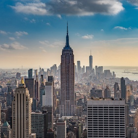 Go to New York - Bucket List Ideas