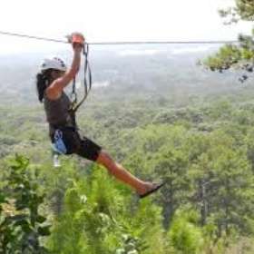 Go Zip Lining - Bucket List Ideas