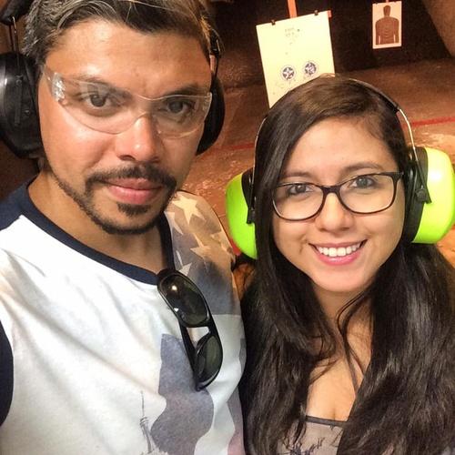 Go to a shooting range in Texas - Bucket List Ideas
