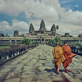 Visit Angkor - Bucket List Ideas