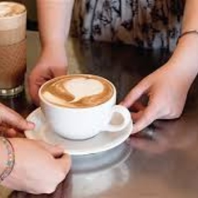 Pay for Someone's Coffee - Bucket List Ideas