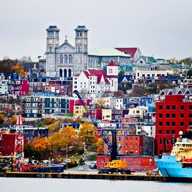 Visit St John's, Canada - Bucket List Ideas