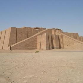 Visit the Ziggurat of Ur in Iraq - Bucket List Ideas