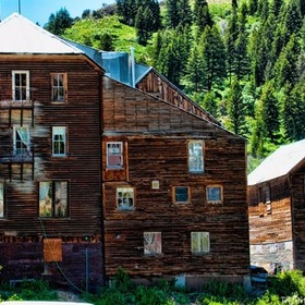 Stay at the Historic Idaho Hotel in Silver City, Idaho - Bucket List Ideas