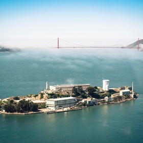 Visit Alcatraz prison - Bucket List Ideas