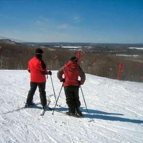 Take Jackie to Big Powderhorn - Bucket List Ideas