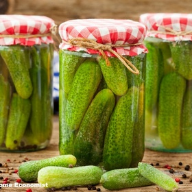 Pickle or ferment something - Bucket List Ideas