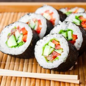 Try sushi - Bucket List Ideas