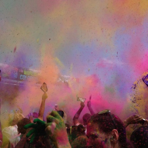 Do the Color run - Bucket List Ideas