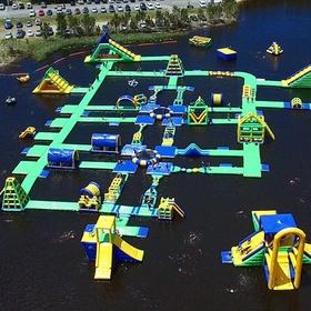 Visit Aqua Park Coolum - Bucket List Ideas