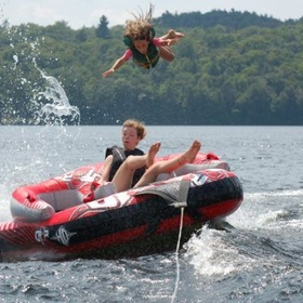 ⚜️Go Water Tubing/ Inner Tubing - Bucket List Ideas