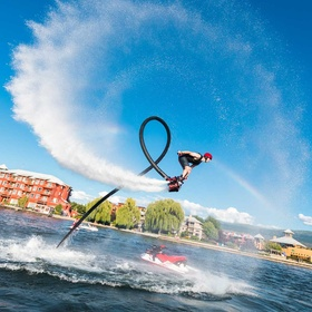Go Flyboarding - Bucket List Ideas