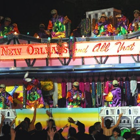 Go to Mardi Gras in New Orleans - Bucket List Ideas
