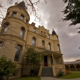 Stay the night at The Manresa Castle Hotel in Port Townsend, Washington - Bucket List Ideas