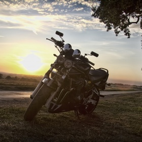 Learn to Ride a Motorcycle - Bucket List Ideas