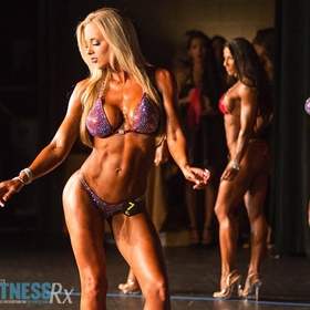 Compete in Bikini or Physique on Stage - Bucket List Ideas