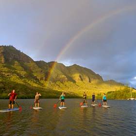 Go paddle boarding - Bucket List Ideas