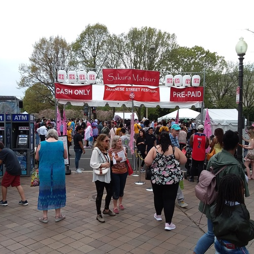 Attend the Sakura Matsuri Japanese Festival - Bucket List Ideas