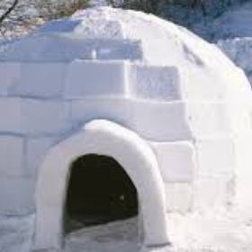 Make an igloo and live in it for a few days - Bucket List Ideas