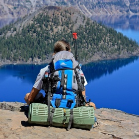 Go on a real backpacking trip - Bucket List Ideas