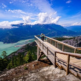 Visit the Sea to Sky Gondola in Canada - Bucket List Ideas