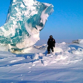 Climb An Iceberg - Bucket List Ideas