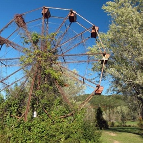 Visit the cursed amusement park, WV - Bucket List Ideas