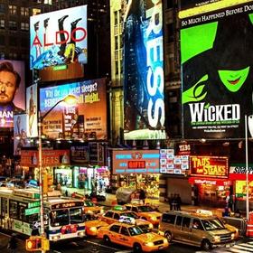 Go see a Broadway prodution in New York! - Bucket List Ideas