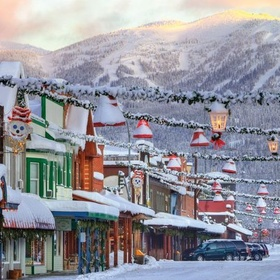 Visit Whitefish Montana during Christmas - Bucket List Ideas