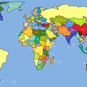 Visit all 7 continents - Bucket List Ideas