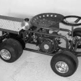 Build A Barstool/TS Racer - Bucket List Ideas