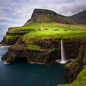 Go to the Faroe Islands | Denmark - Bucket List Ideas