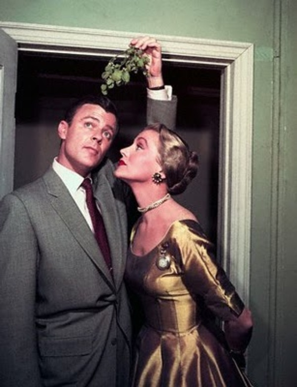 Kiss under the Mistletoe - Bucket List Ideas