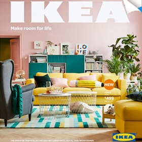 Visit IKEA - Bucket List Ideas