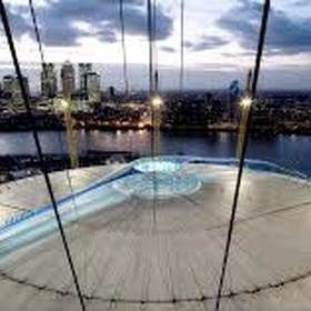 Climb to the top of the O2 - Bucket List Ideas