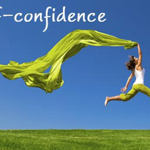 Have even more self confidence in this year - Bucket List Ideas