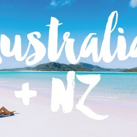 Backpacking through Australia, New Zealand and relaxing on Fiji afterwards - Bucket List Ideas