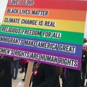 Attend protests - Bucket List Ideas