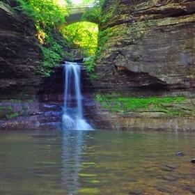 Visit Matthiessen State Park, IL - Bucket List Ideas