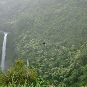 Zipline through the jungle - Bucket List Ideas