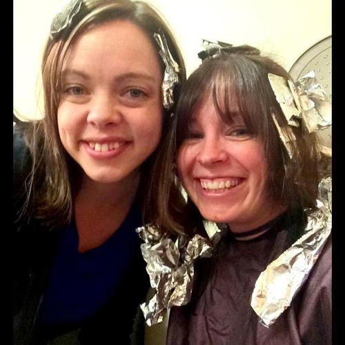 Dye my hair teal for beating Cervical Cancer! - Bucket List Ideas