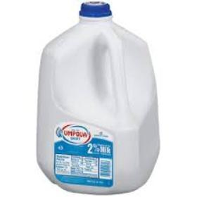 Attempt the milk challenge - Bucket List Ideas