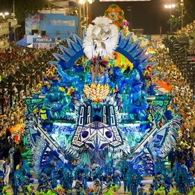 Attend Carnival in Rio - Bucket List Ideas