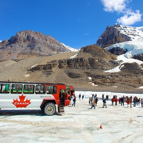 Discover the Columbia Icefields in Alberta - Bucket List Ideas