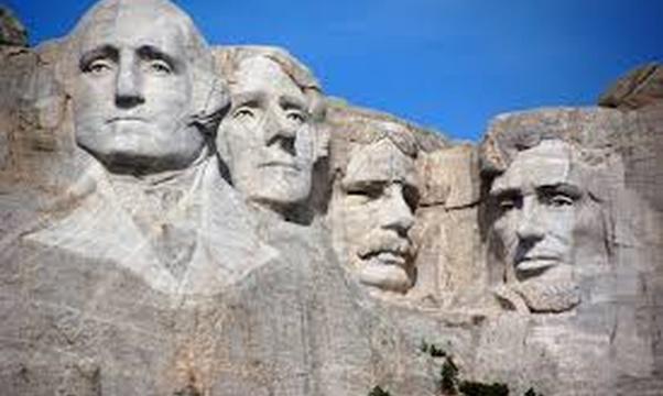 Visit Mt Rushmore - Bucket List Ideas