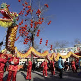 Celebrate Chinese New Year in China - Bucket List Ideas