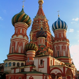 Visit The St. Basil's Cathedral In Moscow, Russia - Bucket List Ideas